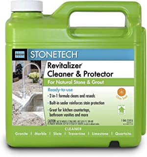 StoneTech Revitalizer Cleaner & Protector, 1 Gallon (3.785L), Ready-to-Use, Citrus Scent