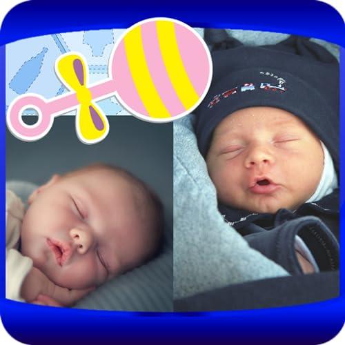 Baby-Foto-Collage-Hersteller
