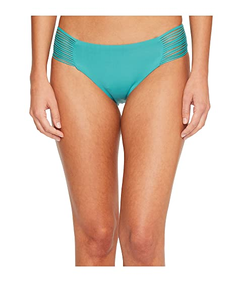 Isabella Rose Beach Solids Maui Bikini Bottom Caribbean In UK Cheap Online MVzmJtPr