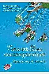 Nouvelles contemporaines - Regards sur le monde (Jeunes Adultes t. 1624) Format Kindle