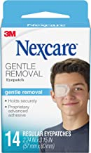 Nexcare Sensitive Skin Opticlude Eyepatch, Regular Size, Contoured for Fit, Hypoallergenic Adhesive, Designed to Help Lazy...