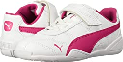Puma White/Beetroot Purple