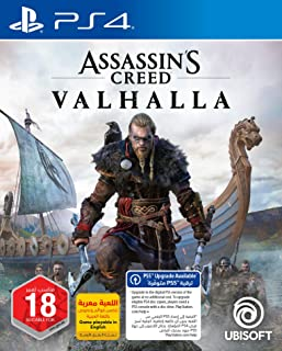 Assassin's Creed Valhalla (PS4) - UAE NMC Version