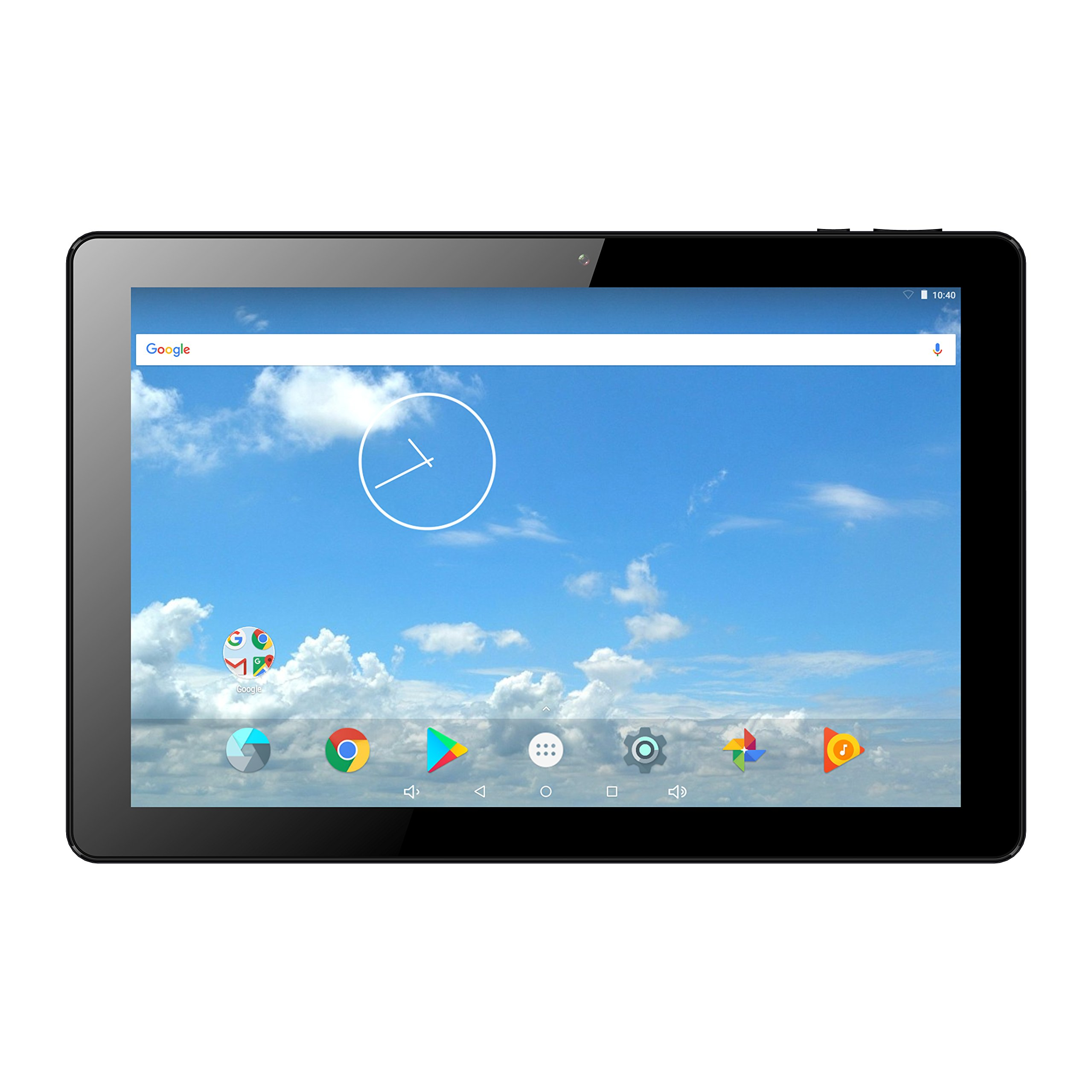 IVIEW 1070TPC II Android Tablet Display Bluetooth