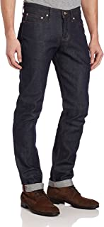Men's Weird Guy Low-Rise Jean in Dirty Fade Selvedge