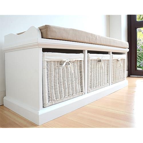 Fantastic Hall Seat Amazon Co Uk Lamtechconsult Wood Chair Design Ideas Lamtechconsultcom