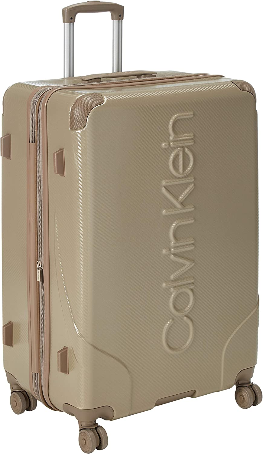 Calvin Klein Miami Mall Hardside Spinner Selling and selling TSA Lock with Luggage