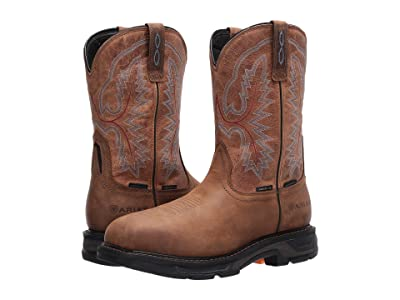 Ariat Workhog XT Wide Square Toe H2O Carbon Toe