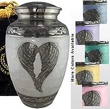 angel wings urn