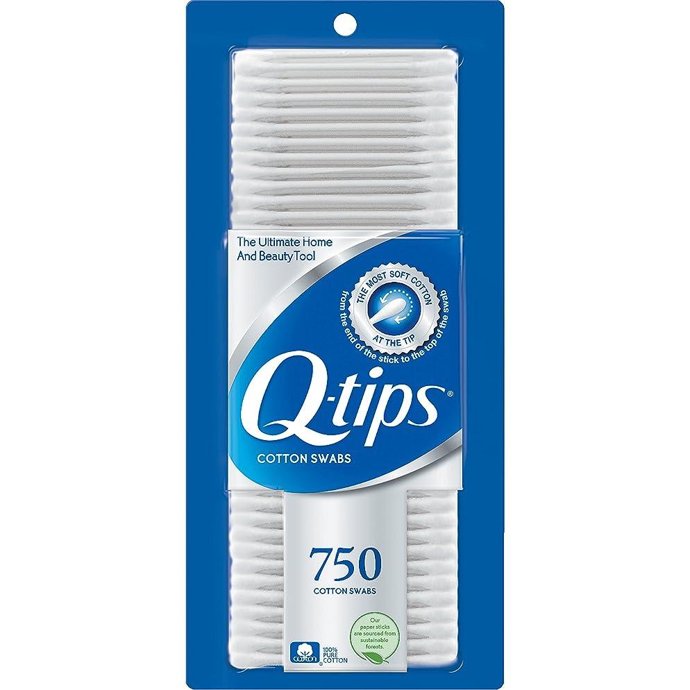 Q-tips Cotton Swabs, 750 ct