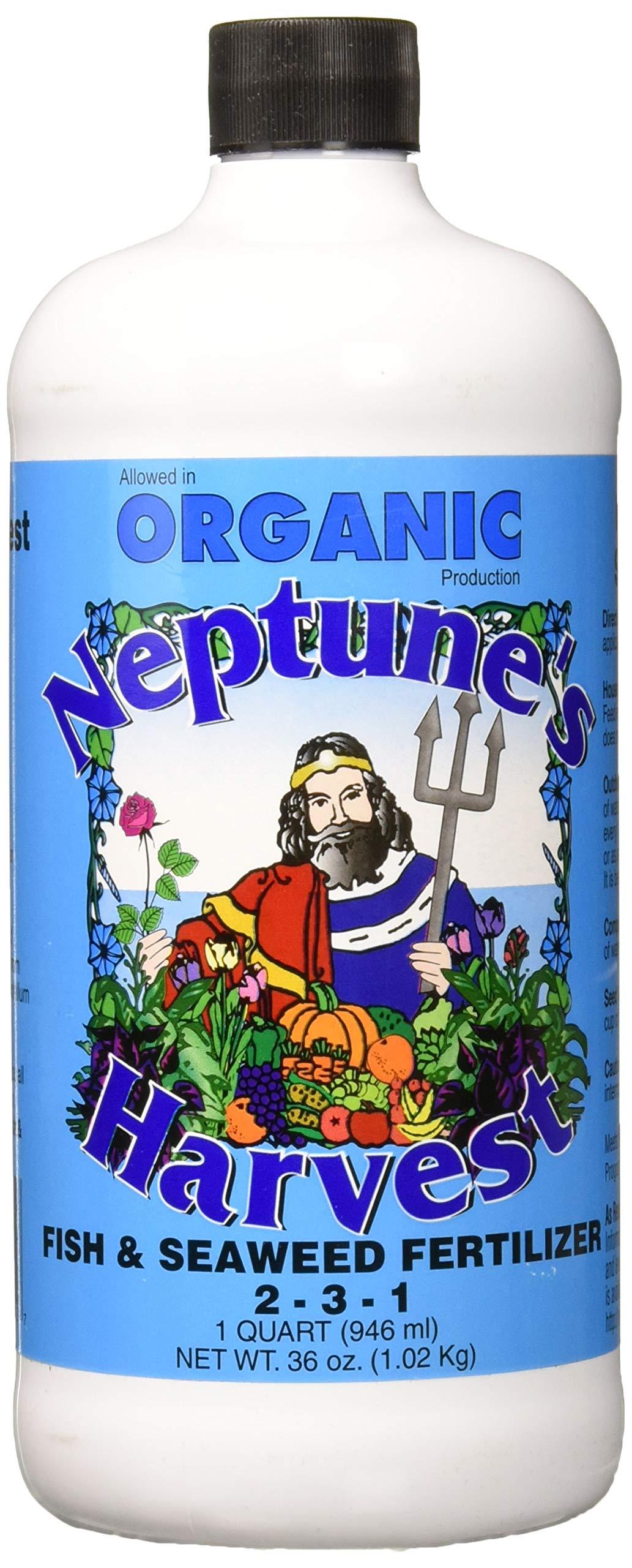 Neptunes Harvest Organic Hydrolized Fertilizer