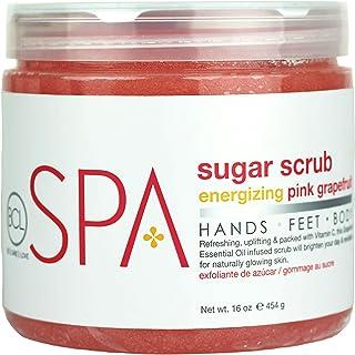 BCL SPA Sugar Scrub Pink Grapefruit (16 oz)