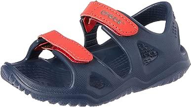 Crocs Kids' Boys and Girls Swiftwater River Sandal