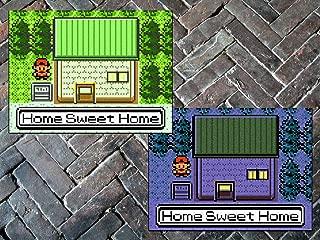 GG Promo Pokemon (Gen II), Home Sweet Home - Doormat Welcome Floormat (18