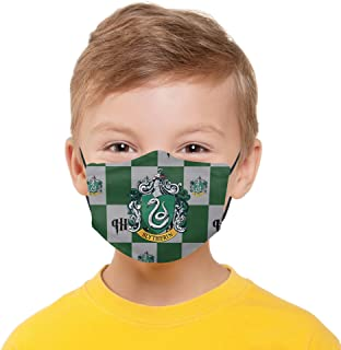 Sly-Therin Boys Girls Protective 5-Layer Activated Carbon Filters Mask