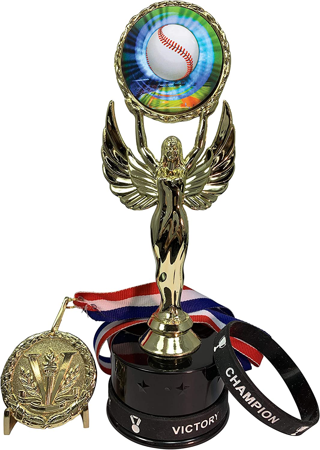 Tampa Mall Express Medals 1 to 12 Packs Baseball Trophy Awards That of Incl Super Special SALE held