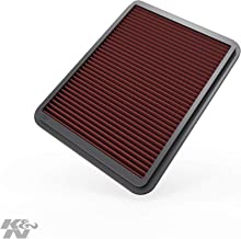 K&N engine air filter, washable and reusable:  2000-2015 Lexus V8 Truck and SUV (4 Runner, Sequoia, Prado, Tundra, GX470) 33-2144