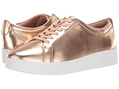 FitFlop Rally (Rose Gold Metallic) Women