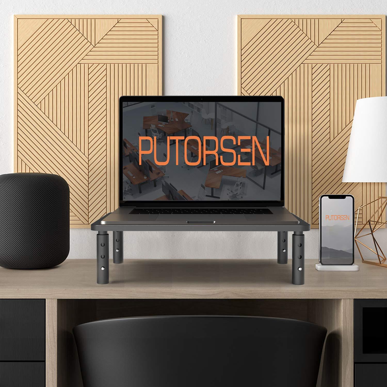 PUTORSEN® Soporte de Monitor pc de Premium: Amazon.es: Electrónica