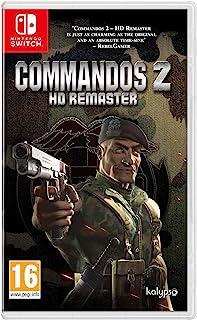 Commandos 2 HD Remaster Switch IT/ESP