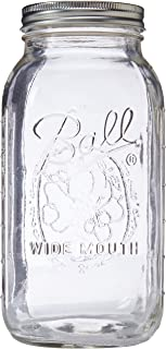 Ball 64 ounce Jar, Wide Mouth, Set of 2