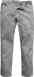 Men's Sprag 5-Pocket Pant, Mid Grey, Size 35, Short