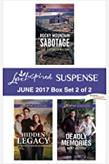 Harlequin Love Inspired Suspense June 2017 - Box Set 2 of 2: An Anthology Kindle Edition