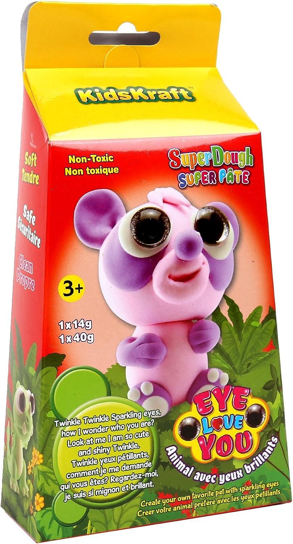 Time 4 Crafts Eye Love You Super x 4.5 Pu 5 ☆ popular Dough inches New item 2 8.5