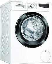 Bosch WAN28K40 Serie 4 Waschmaschine Frontlader/A+++ / 137 kWh/Jahr / 1400 UpM / 8 kg/weiß/Nachlegefunktion/EcoSilence Drive