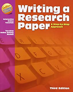 Writing a Research Paper: A Step-by-Step Approach, 3rd Edition