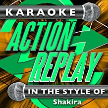 Don't Bother (In the Style of Shakira) [Karaoke Version]
