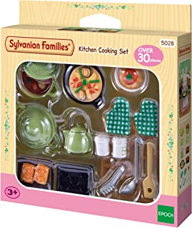 Sylvanian Families Kitchen Cooking Set,Furniture
