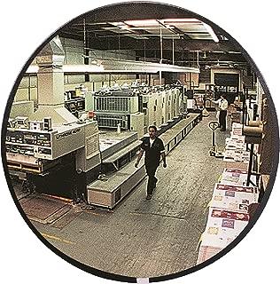 See All N12 Circular Glass Indoor Convex Security Mirror, 12