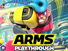 Clip: Arms Playthrough