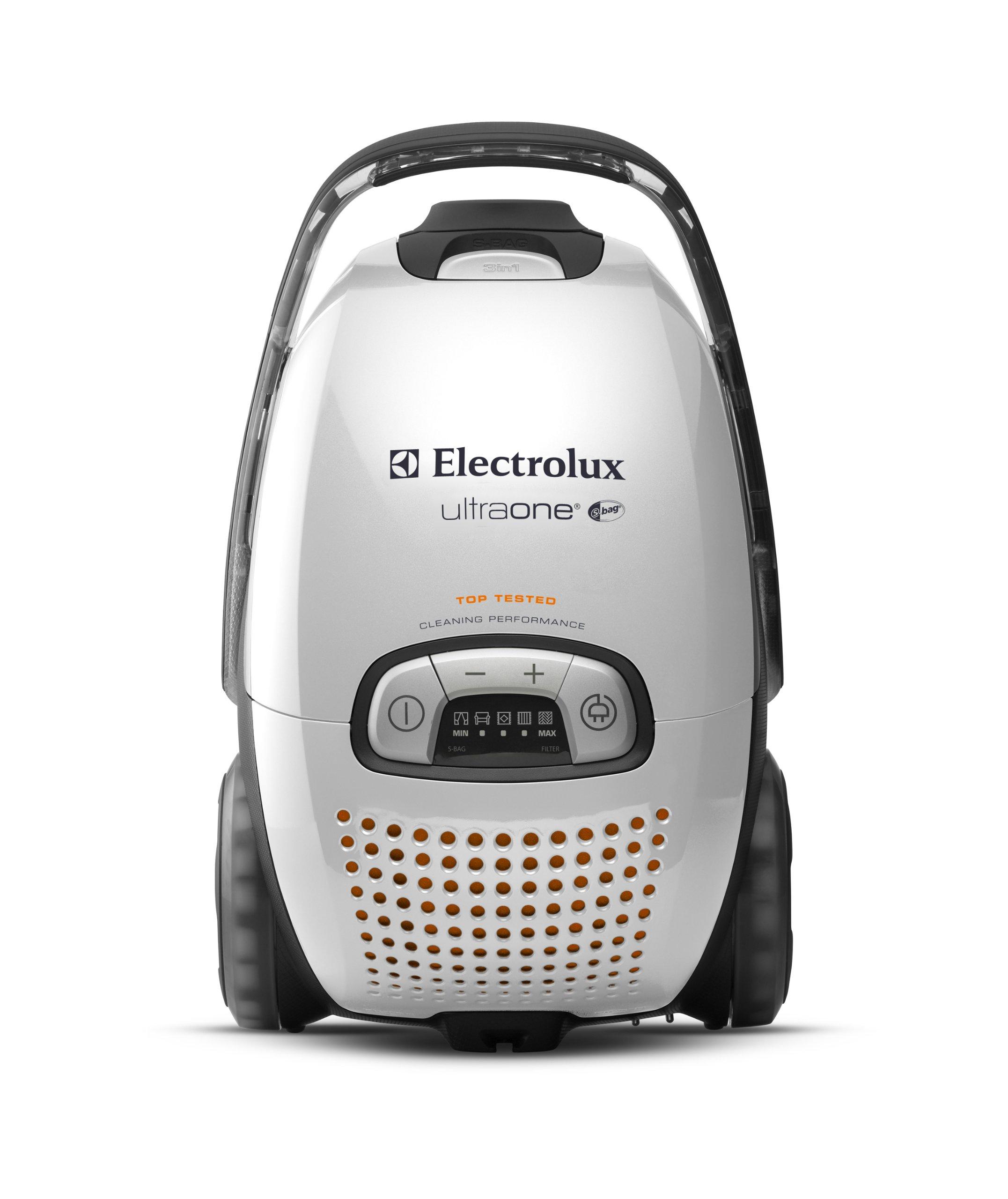 Electrolux ULTRAONE BLANCO - Aspirador con bolsa, 2200 W, color ...