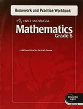 Best holt mcdougal math book Reviews
