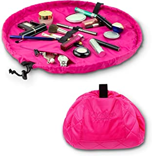 drawstring quick makeup bag