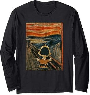 Charlie Scream Artsy Long Sleeve T-Shirt