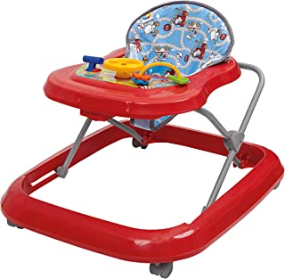 Andador Toy, Tutti Baby, Vermelho