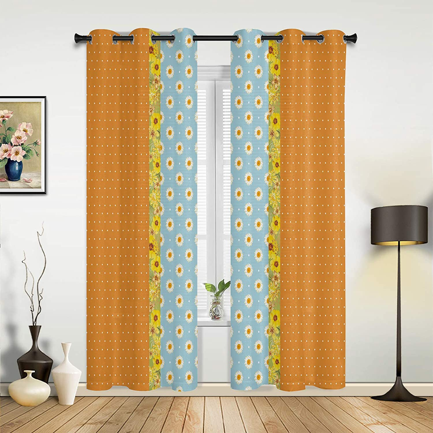 Beauty Decor Window Sheer Curtains Fresh online shop Room Directly managed store Bedroom for Living
