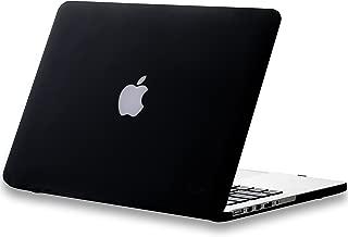 Kuzy – Older Version MacBook Pro 13.3 inch Case (Release 2015-2012) Rubberized Hard..