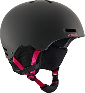 anon womens helmet size chart