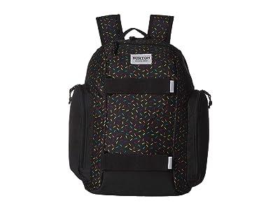 Burton Kids Youth Metalhead Pack (Sprinkles Print) Backpack Bags