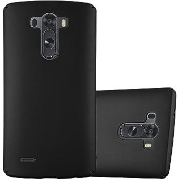 Cadorabo Funda para LG G3 en Metal Negro: Amazon.es: Electrónica