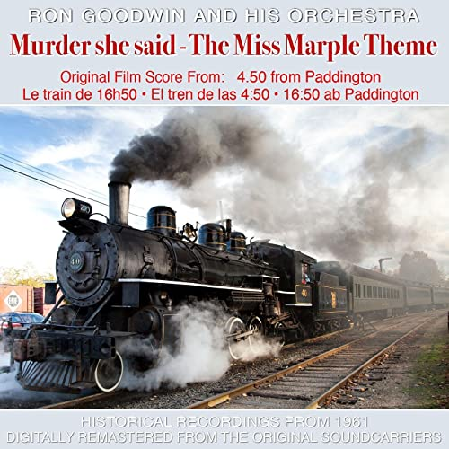 Murder She Said - The Miss Marple Theme de Ron Goodwin & His ...
