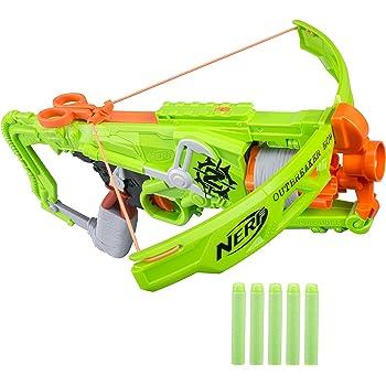Hasbro Nerf B9093EU7 Zombie Strike Outbreaker Spielzeug-Armbrust