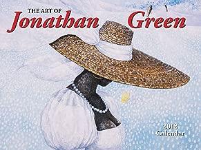 Art of Jonathan Green 2018 Calendar