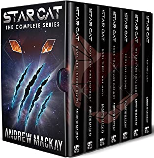 Star Cat: The Complete Series: Books 1-7