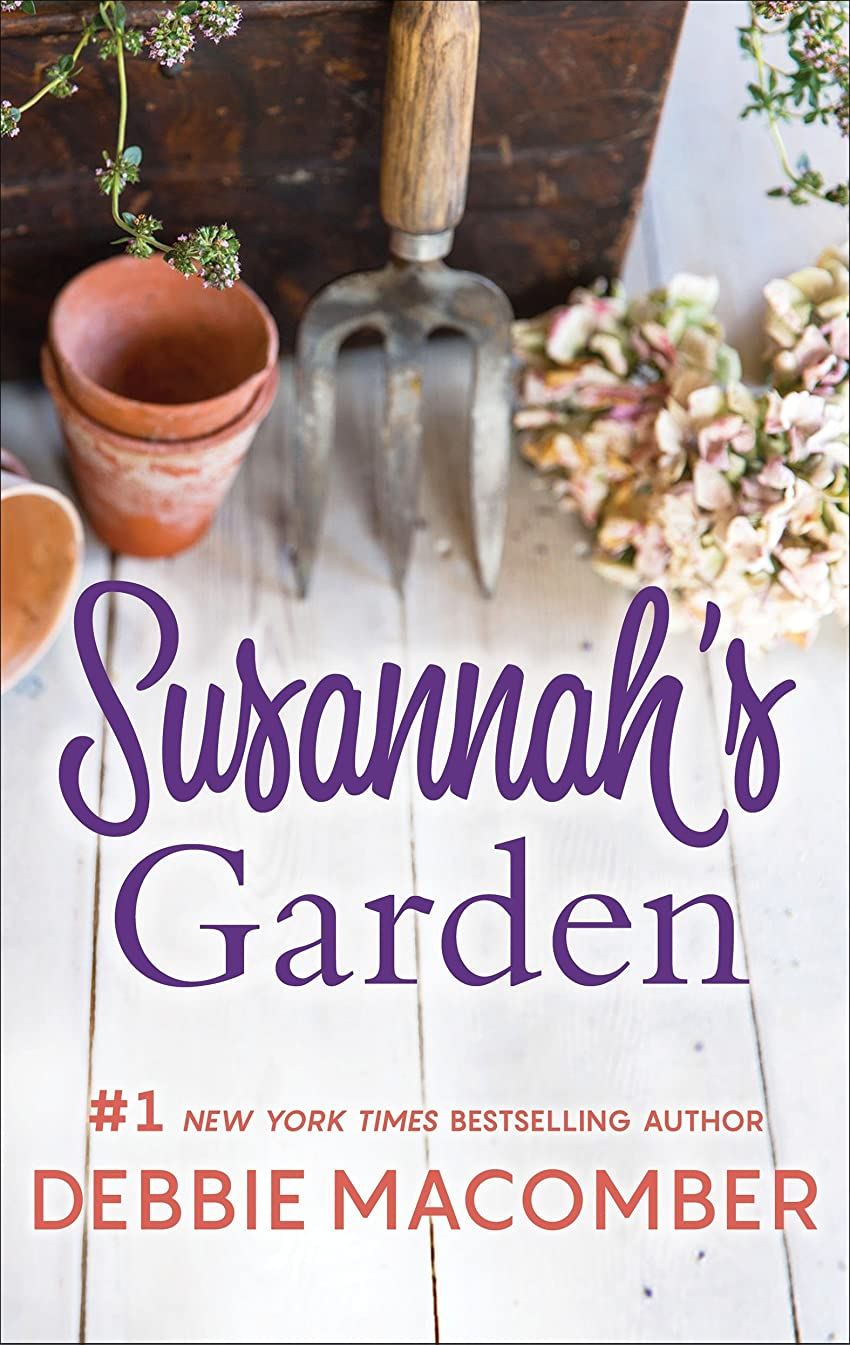 スリムローブ二次Susannah's Garden (A Blossom Street Novel Book 3) (English Edition)