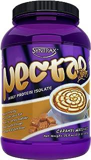 Syntrax, Nectar Lattes, Caramel Macchiato, 2 Pound